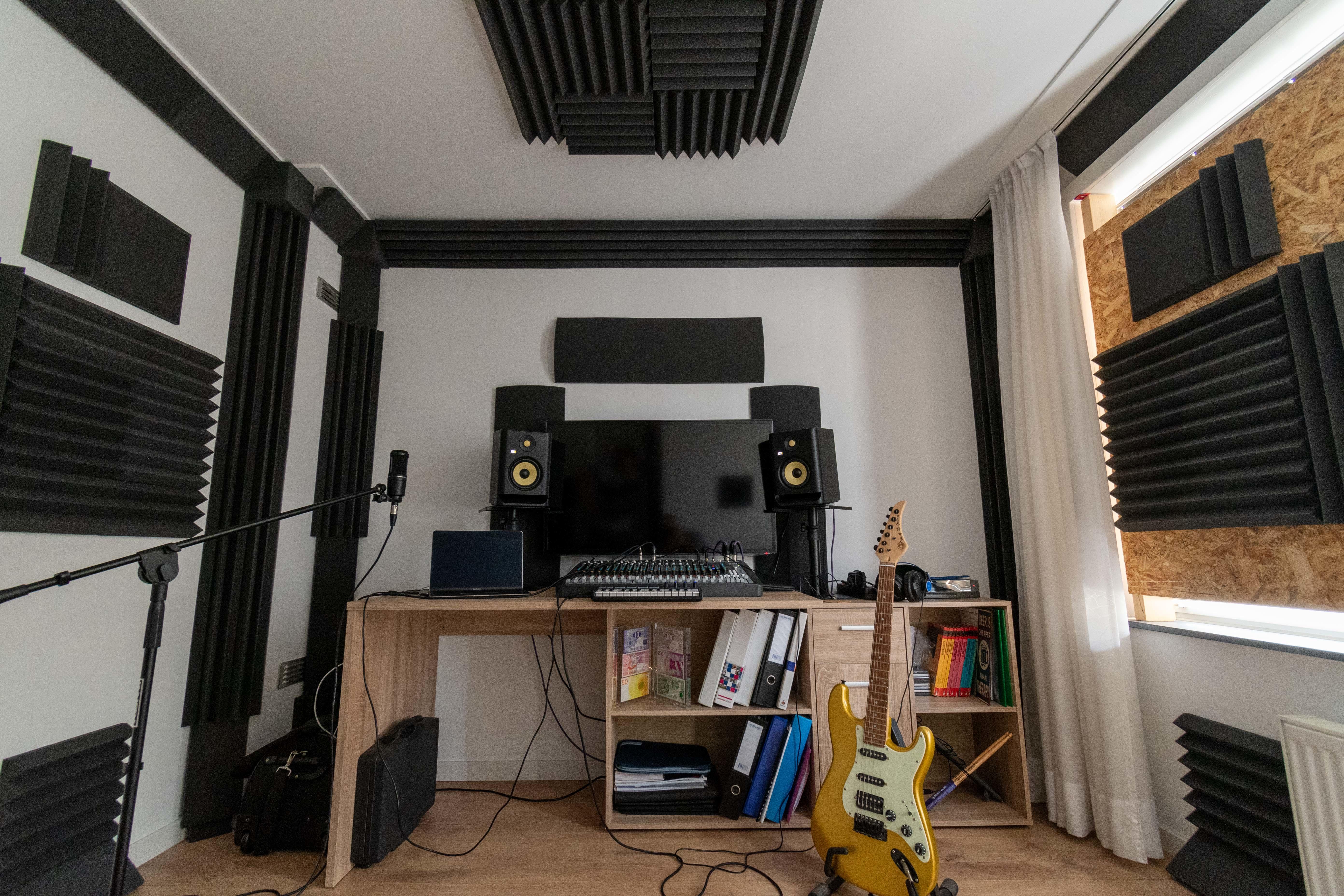 wedges wedges galm akoestiek studio