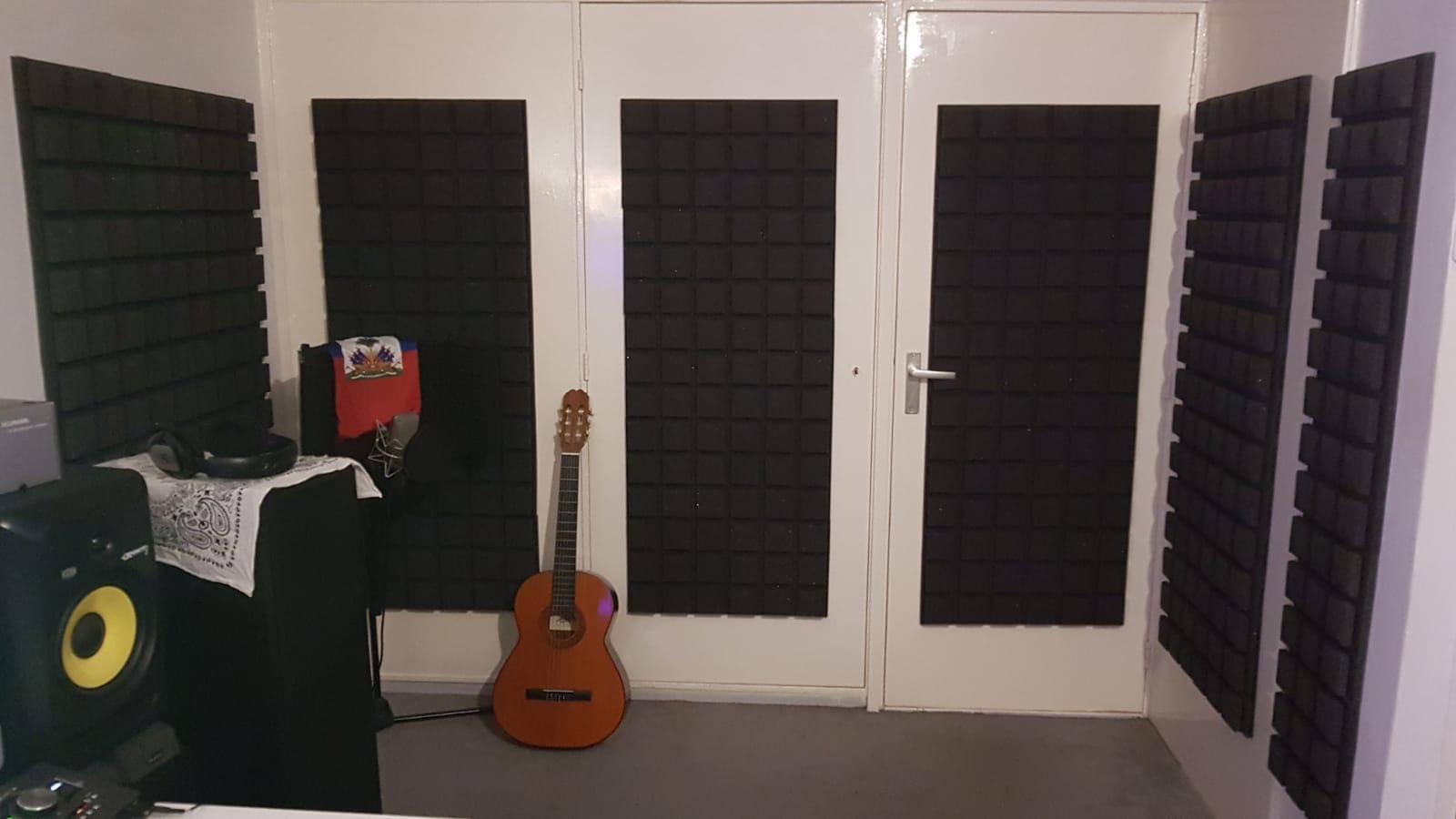 Muziek studio Leeuwarden
