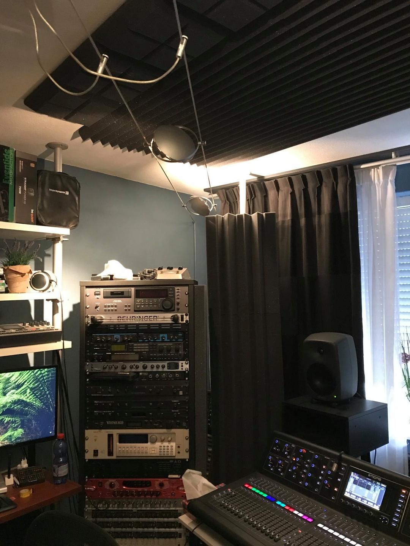 Plafond panelen studio spijkenisse