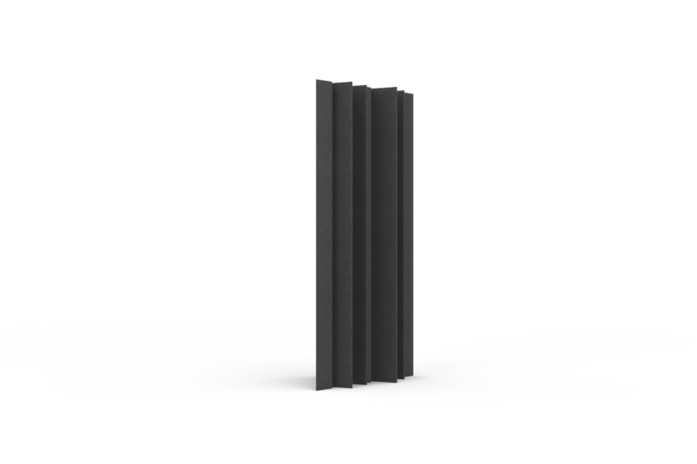 Bass Trap 30x90 (30cm zijde, 90cm lengte)