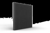 Wedges schuim 2.5cm 30x30cm_