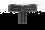 Bass Trap 30x60 (30cm zijde, 60cm lengte)_
