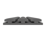 Paneel Mushroom Strip 90x30x5cm_