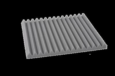 Wedges schuim 2.5cm 30x30cm
