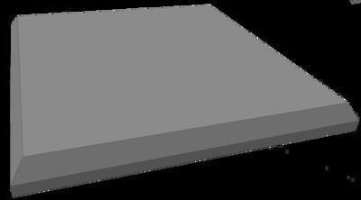 Tegel Vlak (Afm. 30x30cm Dikte 2.5cm)