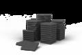 Set van 48 stuks Wedges 5.0cm 30x30cm (Tijdelijke aanbieding)