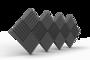 Wedges schuim 5.0cm 30x30cm_